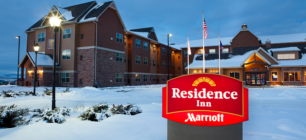 Marriott Residence Inn - Helena MT - Hotel Construction – Hospitality Construction - Wisconsin construction companies – Madison construction companies – Milwaukee construction companies – Commercial Construction Companies - C.D. Smith Construction