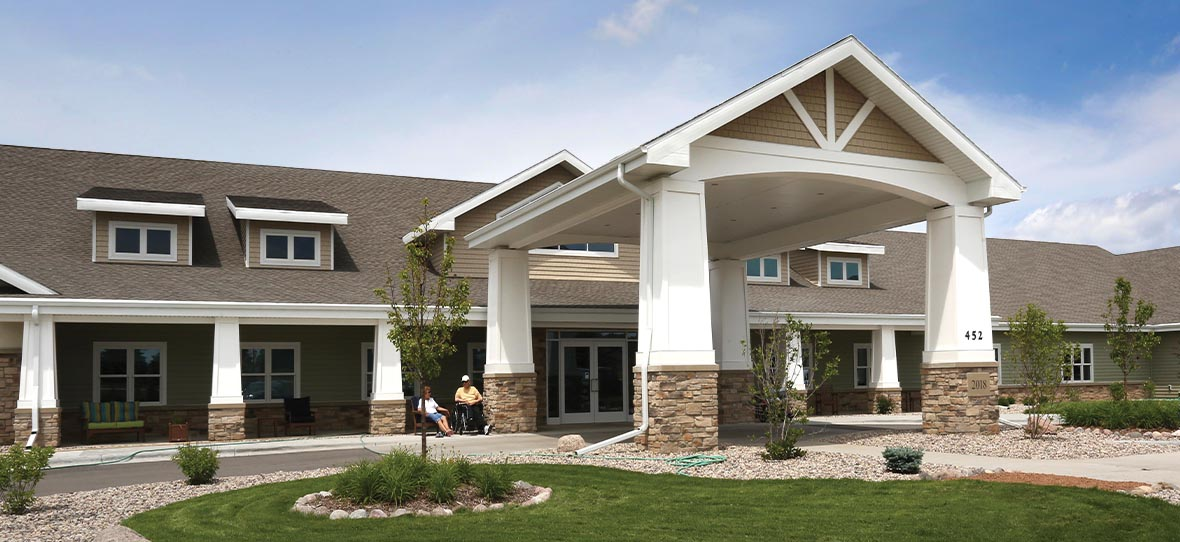 C.D. Smith was hired by SSM Health as the construction manager for Christian Home & Rehabilitation Center. C.D. Smith self-performed the concrete, masonry, steel erection, rough carpentry, Portland cement stucco and finish carpentry.