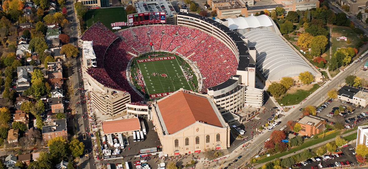 01_C.D. Smith Construction -UW-Madison Camp Randall Stadium - All Rights Reserved 2019