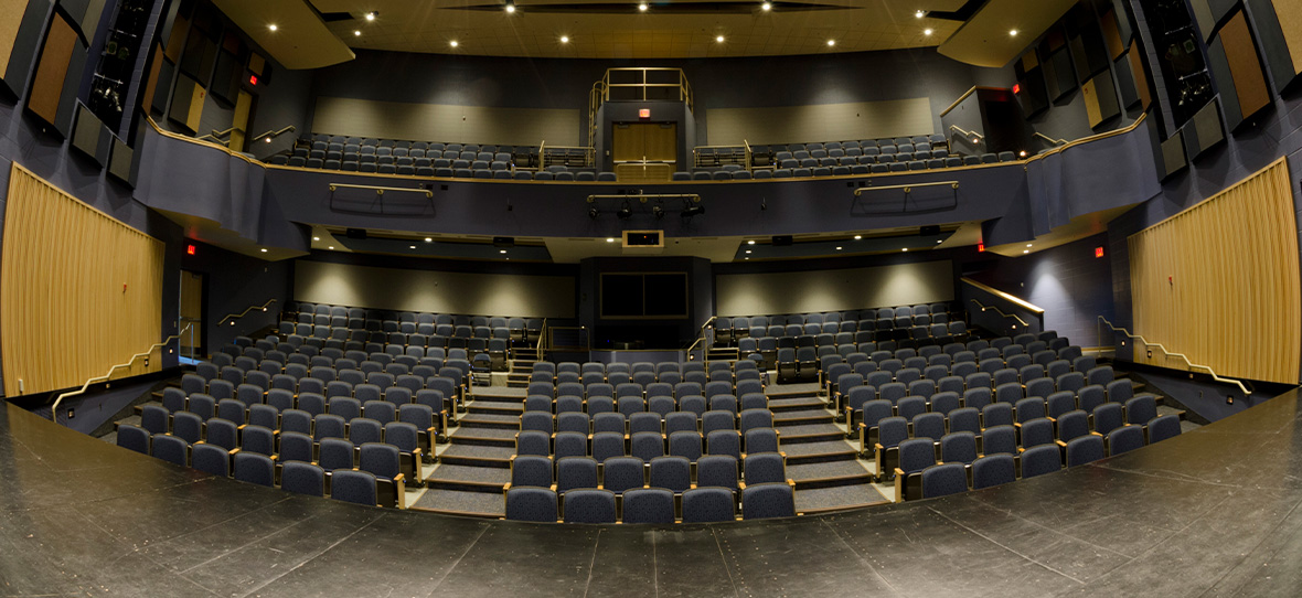 C.D. Smith provided Construction Management and Construction Services for the Weber Center for Performing Arts in La Crosse, Wisconsin. The facility combined the former La Crosse Community Theater and Viterbo University drama and theatrical department into one downtown facility.