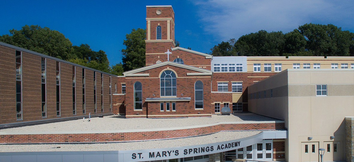 C.D. Smith has hired by St. Mary's Springs Academy to assist with the design and serve as Preconstruction and Construction Manager for a K-8 addition and renovations to the existing high school campus in Fond du Lac, Wisconsin.