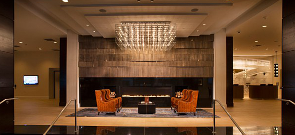 C.D. Smith Construction provided General Contracting services for the Marriott Hotel in Downtown Milwaukee.