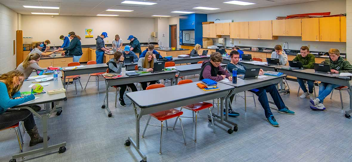 C.D. Smith Construction was hired by the Campbellsport School District to provide pre-referendum support, Preconstruction and Construction Management services for renovations and additions to its existing K-12 facility in Campbellsport, Wisconsin.
