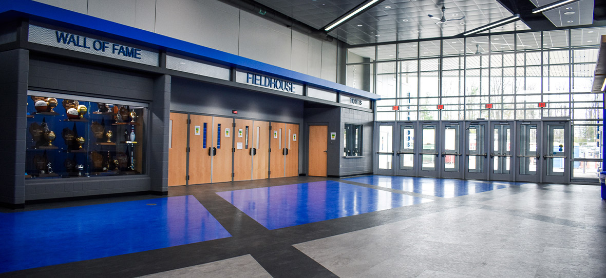 C.D. Smith was hired as the construction manager for the Germantown School District for multiple additions and renovation work in six schools throughout the district in Germantown, Wisconsin. This includes the elementary, middle, and high schools throughout the area including modifications and additions of classrooms, a field house, performing arts center, a swimming pool, a relocated secure entrance and administrative offices.