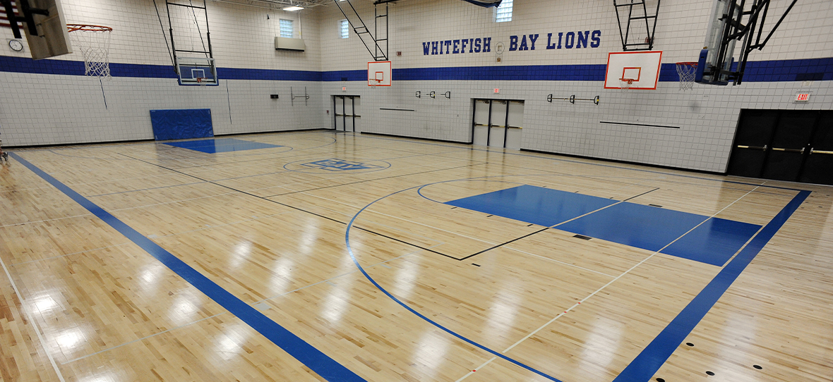 C.D. Smith Construction provided Pre-Construction Management, Construction Management and Constructions Services for the Whitefish Bay School District on four existing schools.