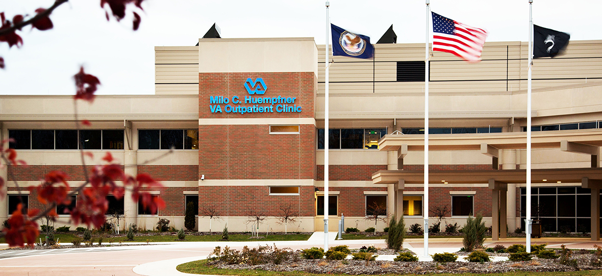 C.D. Smith provided construction management and general contracting services for the construction of the Department of Veterans Affairs Medical Center located in Green Bay, Wisconsin