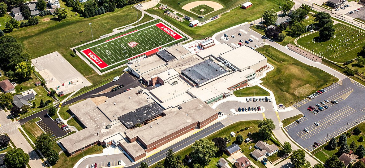 14_C.D. Smith Construction -Lomira School District - All Rights Reserved 2019
