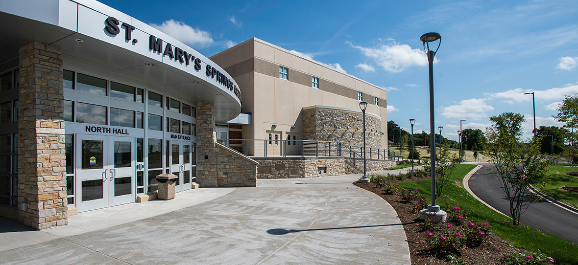 St. Marys Springs Academy - School Construction - Education Construction - Wisconsin construction companies – Madison construction companies – Milwaukee construction companies – Commercial Construction Companies - C.D. Smith Construction