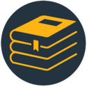 Book Icon - all yellow-01