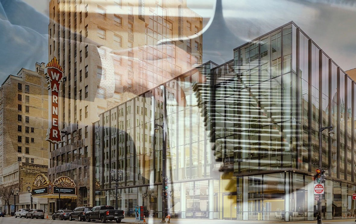 Bradley Symphony Center Performing Artists in Trades Milwaukee Symphony Orchestra construction worker project manager pianist