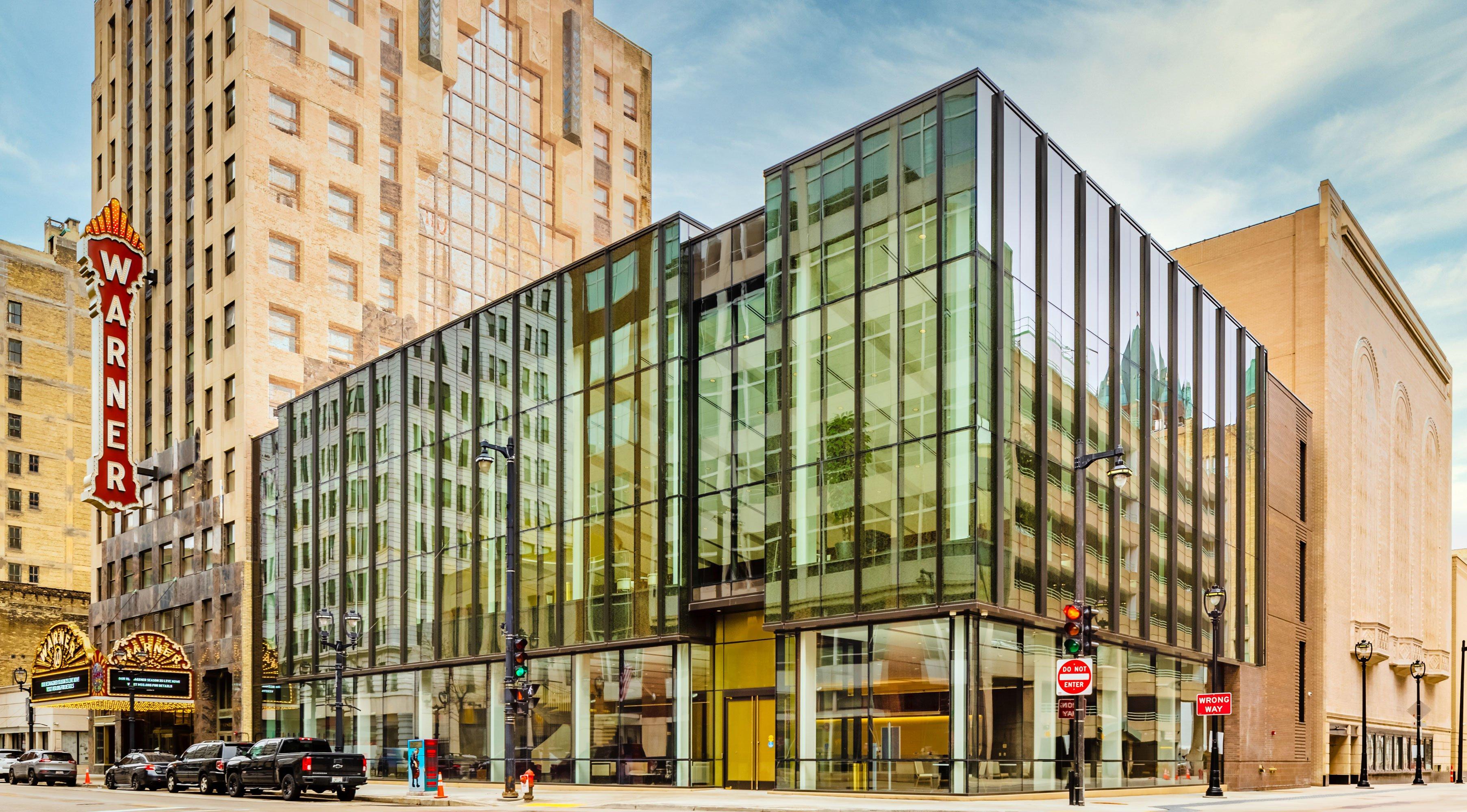 Bradley Symphony Center of Milwaukee Symphony Orchestra