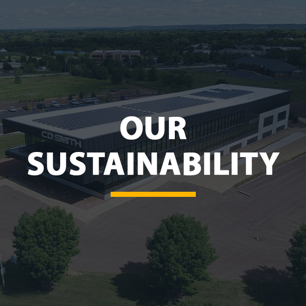 C.D. Smith Corporate Headquarters - Responsibility - Our Sustainability