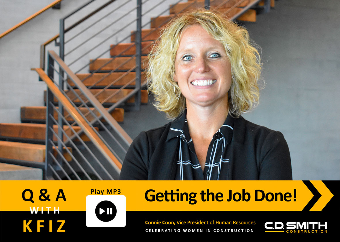 C.D. Smith builds trades women in construction + diversity with inclusion for construction worker careers in construction.