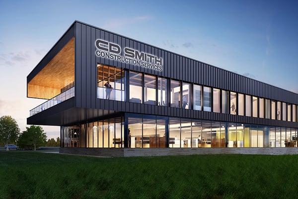 Corporate Headquarters Image