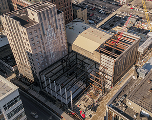Flexible aerial solutions that capture real-time data, site development and project progress at all project viewpoints. The best part is it comes at a fraction of the cost of a fixed construction camera or helicopter flight.