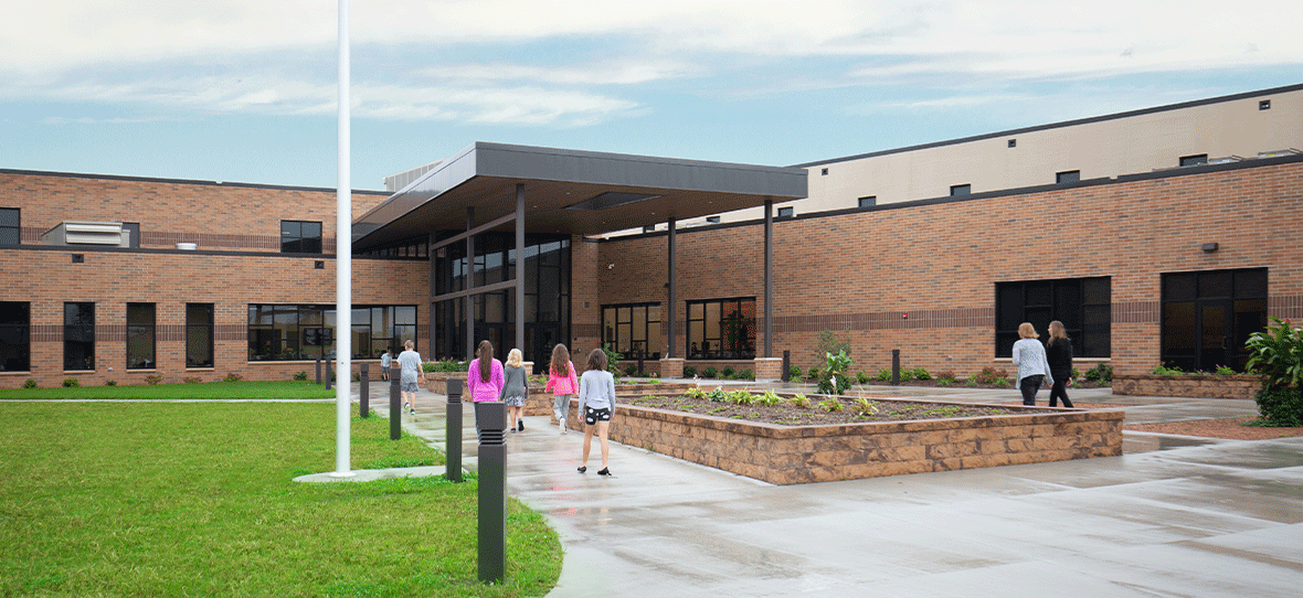 C.D. Smith provided construction management services to The School District of North Fond du Lac Friendship Learning Center.