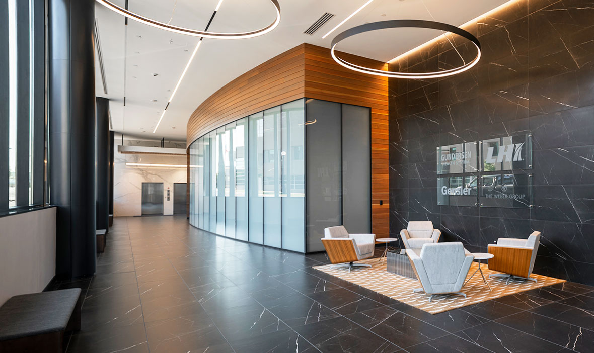 Gensler Architecture Design Planning Consulting Firm Corporate Location Commercial Project C.D. Smith Construction Manager