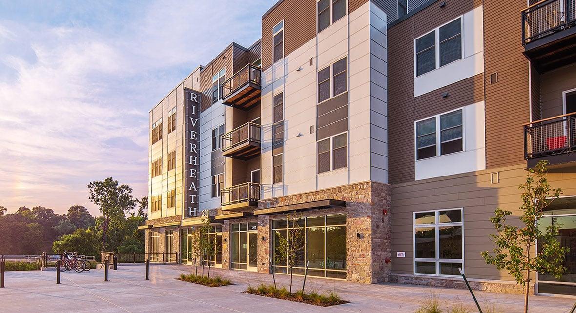 Housing Development Construction Management Residential Urban Project Planning Building Design C.D. Smith Construction Firm