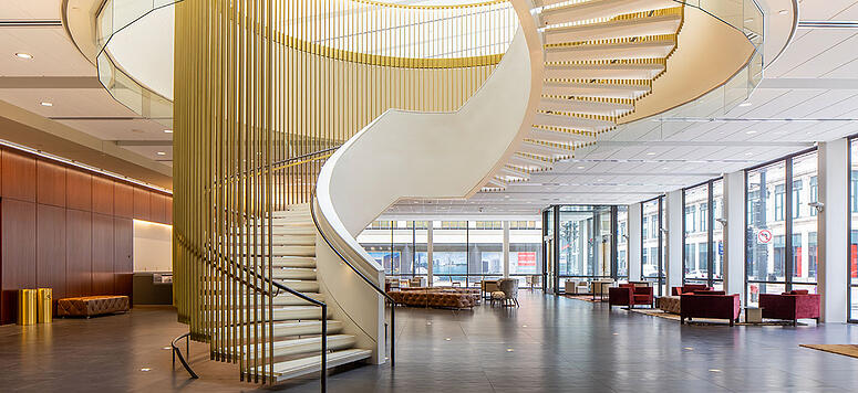 Milwaukee Symphony Orchestra (MSO)'s Bradley Symphony Center is 2021 Mayor's Design Award Winner