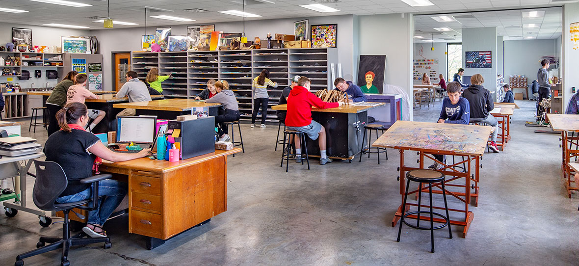 C.D. Smith Construction offers advice on teacher appreciation for modern school building environments that inspire learning.