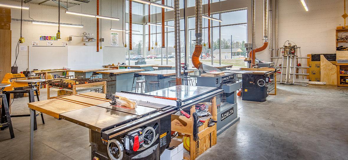 Shop Classrooms