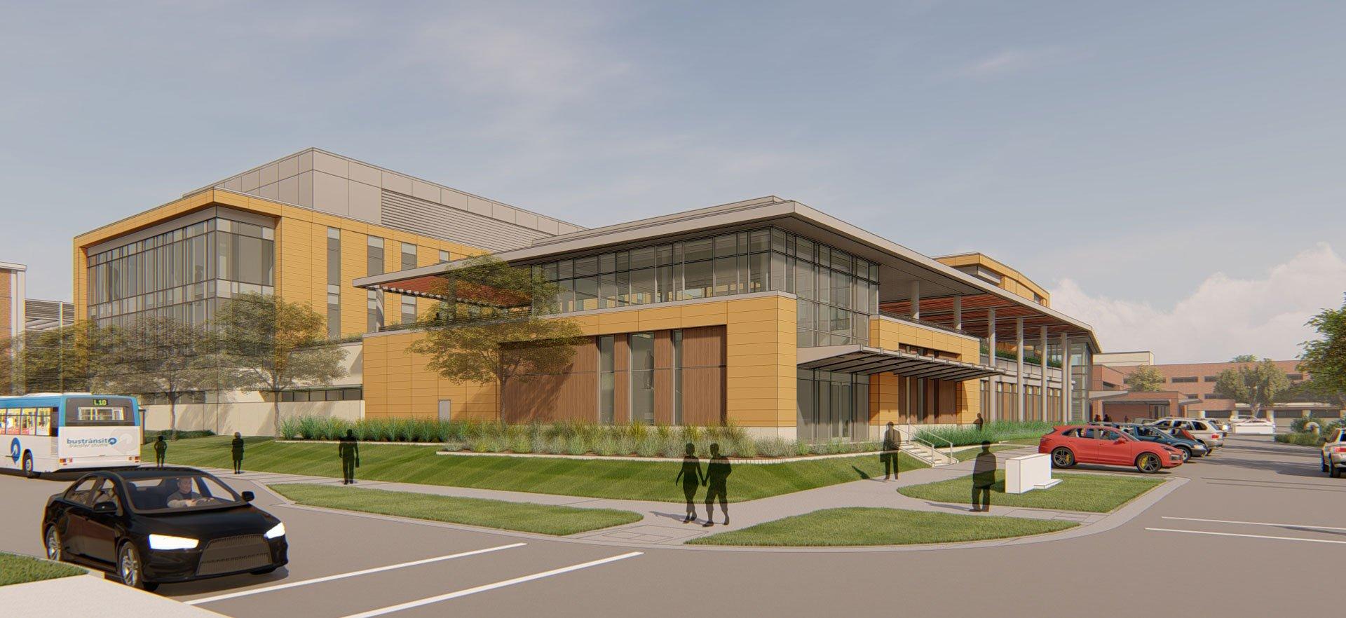 UW-Madison Veterinary Medicine education C.D. Smith Construction general contractor building addition renovation project