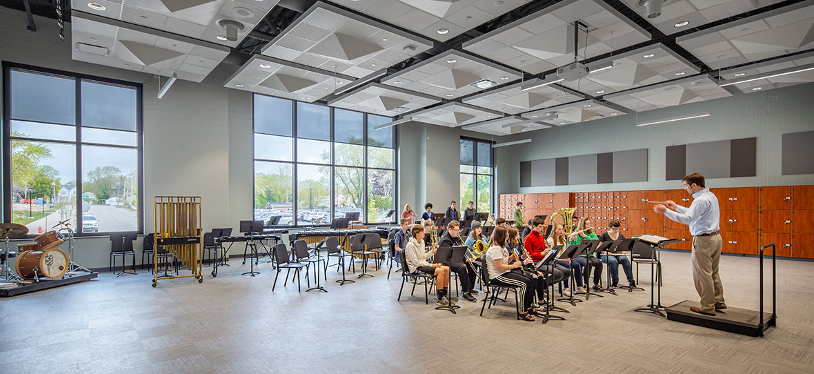 Music Classrooms