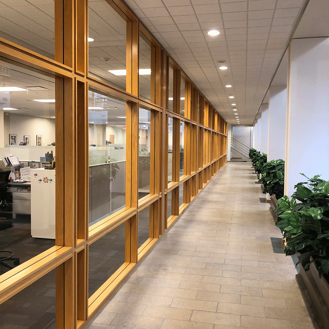 Acuity Insurance North Building Enhancements